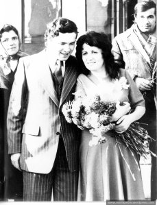 27 noiembrie 1976, la casatoria noastra