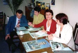 In biroul meu de vicepresedinte al Consiliului Judetean Ialomita