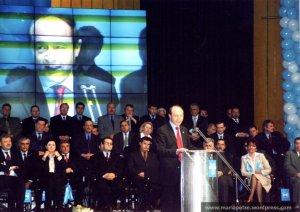 Sala Palatului 2004, lansarea candidatilor pentru alegerile locale