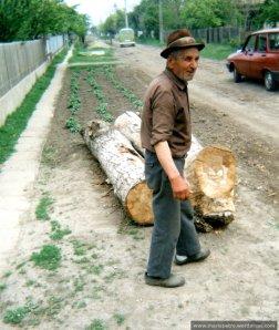 Tatal meu, Dragan Barascu, la Grindu