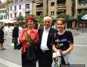 Vizita oficiala la Berna, primavara 2004