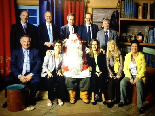 delegatie Finlanda